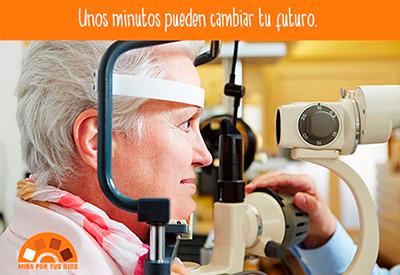 DETECCIÓN DE GLAUCOMA (toma de presión intraocular, gonioscopia y revisión del nervio óptico) PRECIO ESPECIAL ¡Haz tu Cita!
